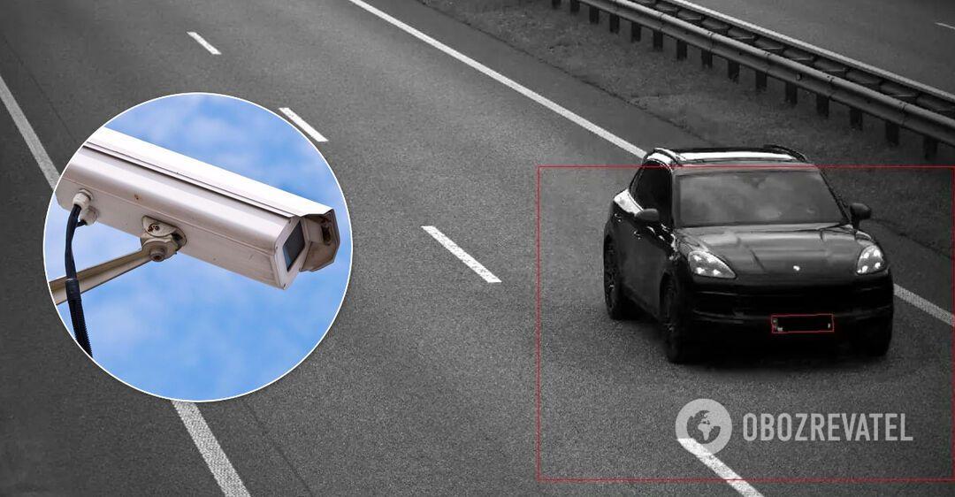 Почти 140 тысяч нарушений: в МВД отчитались о первых трех днях видеофиксации на дорогах