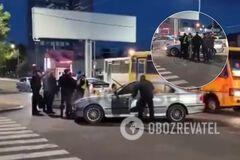В Одесі 12-річний хлопчик на 'євроблясі' влаштував погоню з копами. Відео