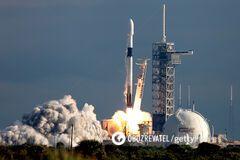 SpaceX запустить в космос нову партію супутників
