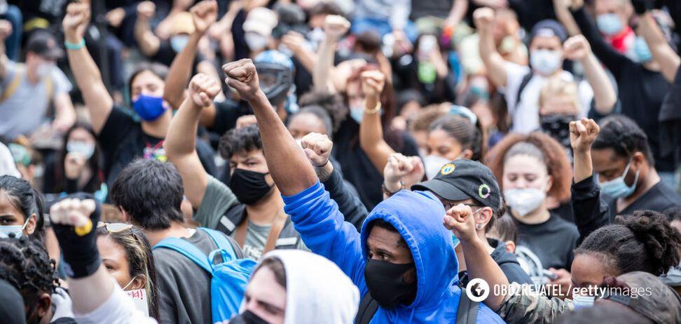 Что происходит в США: афроамериканцы боятся своего государства
