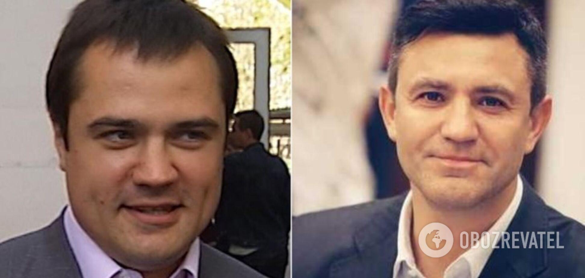 Депутат требует остановить коррупционную схему Комарницкого и Тищенко в Киеве