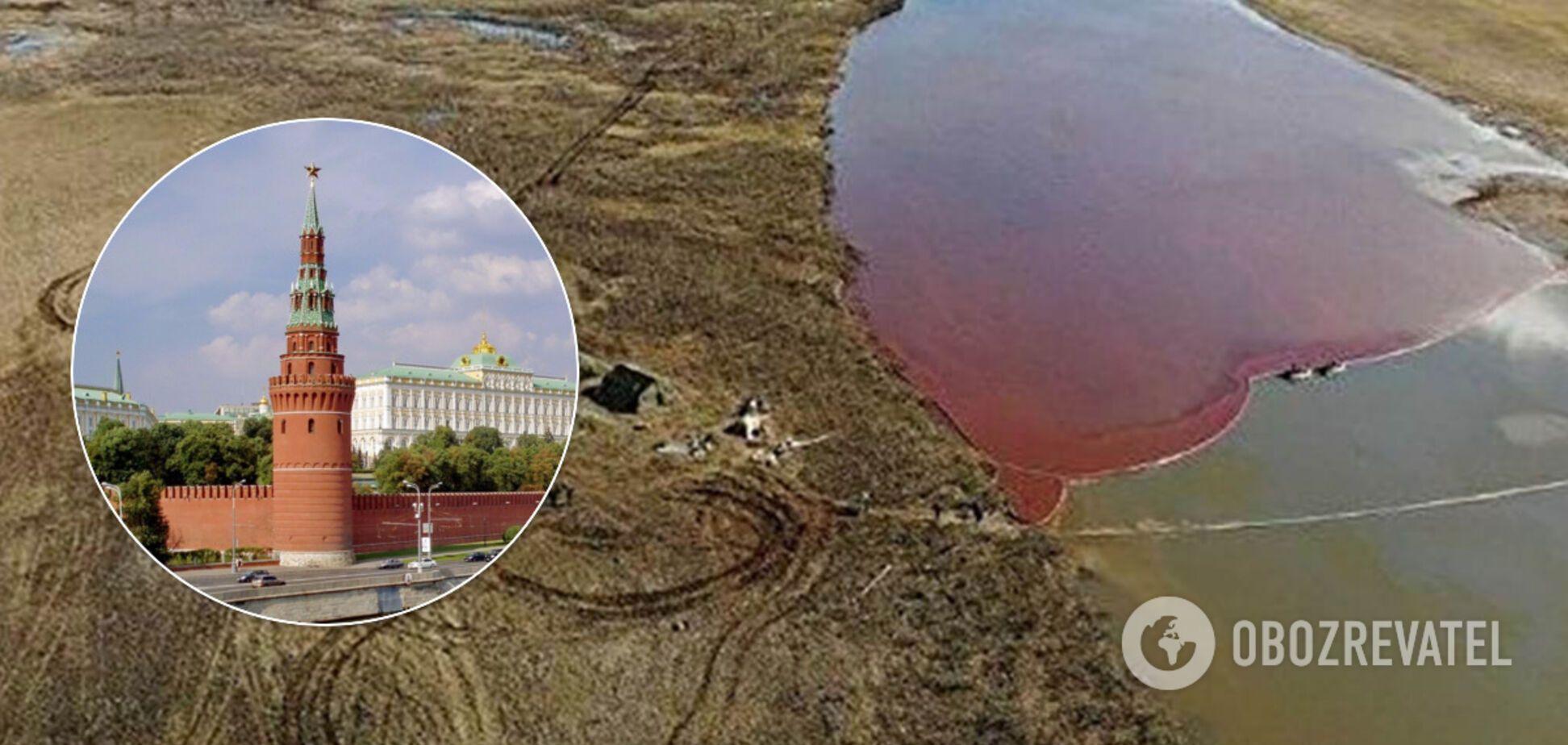 Після катастрофи в Норильську Росії напророкували 'нафтову чуму'