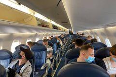 Украина возобновила внутреннее авиасообщение: куда отправился первый рейс. Фото