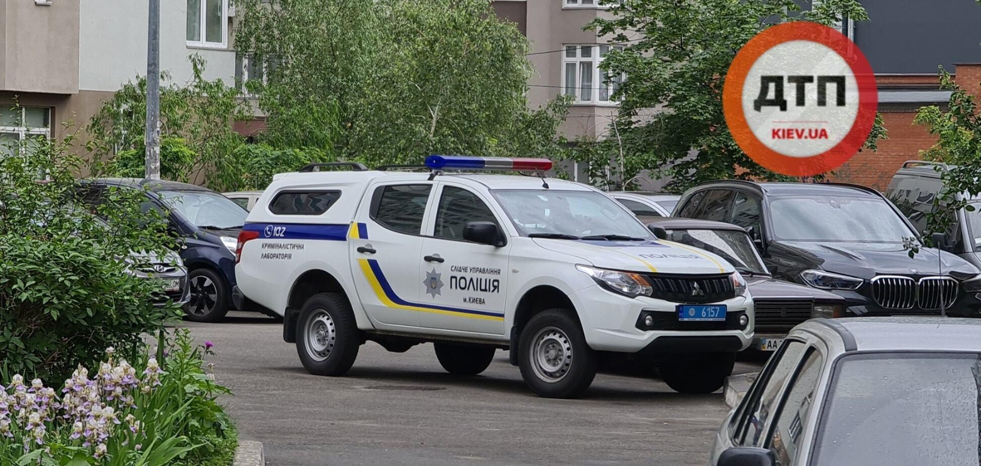 В Киеве парень разбился, выпав из 21 этажа