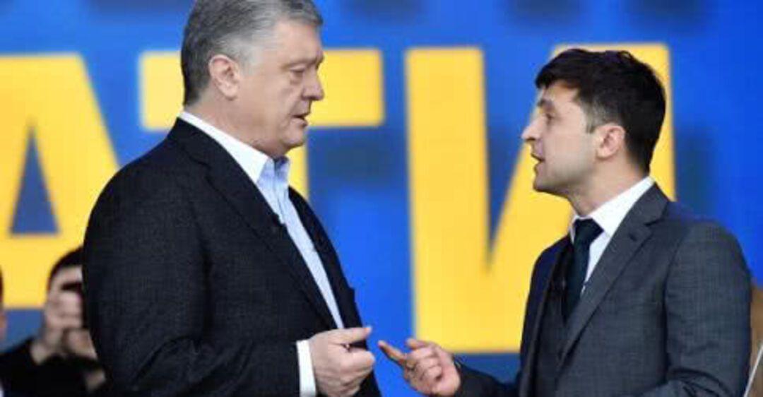 Порошенко неоднократно предлагал Зеленскому помощь на благо страны: президент отказался