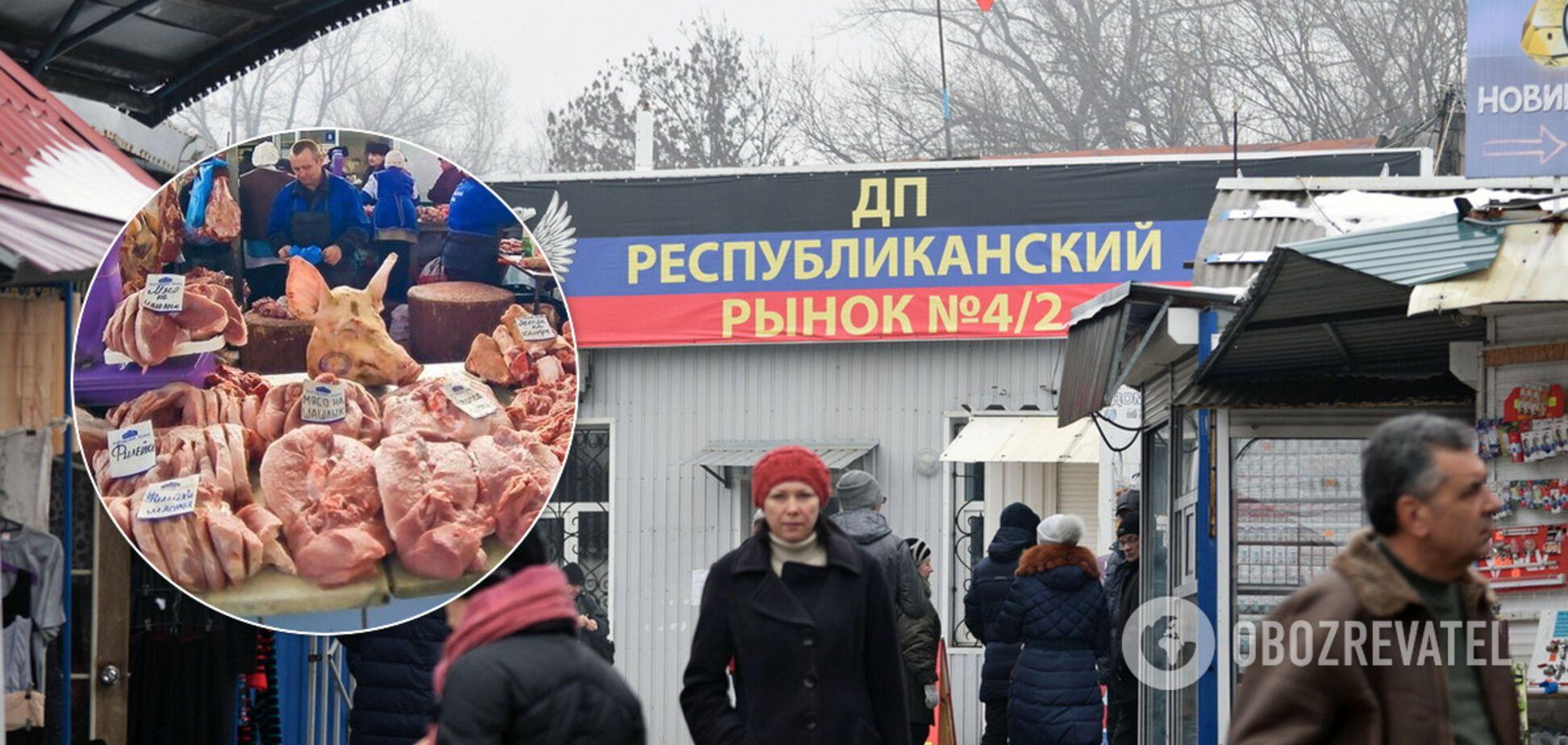 В окупованому Донецьку зізналися, що почали звикати до бідності