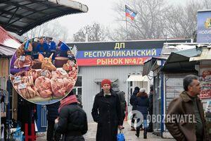 В оккупированном Донецке признались, что начали привыкать к бедности