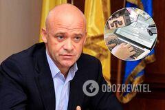 НАБУ завершило розслідування щодо таємного майна мера Одеси Труханова
