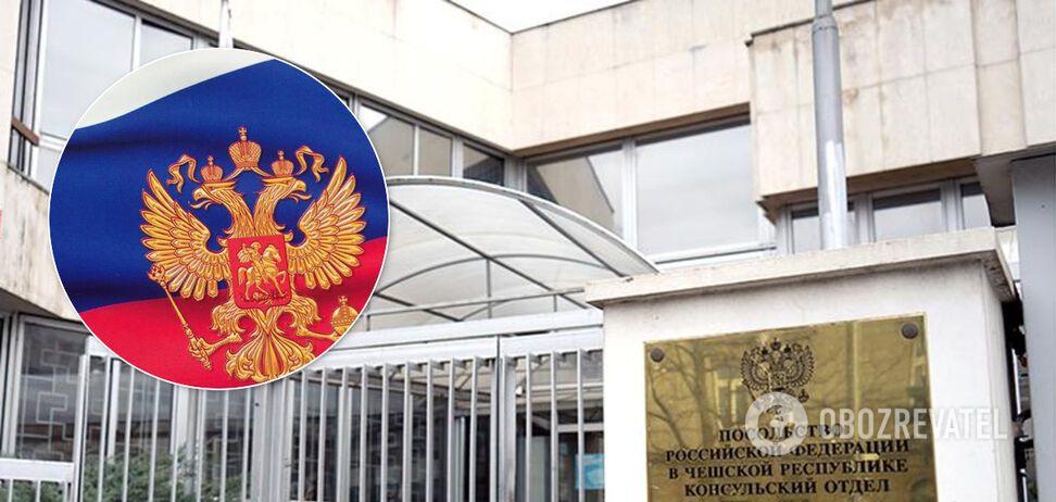 Чехія вислала з країни двох співробітників посольства РФ: назрів міжнародний скандал
