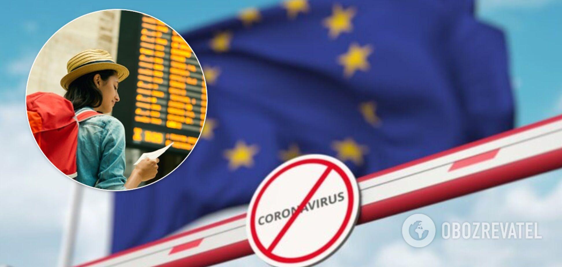 В Еврокомиссии предложили дату открытия всех границ