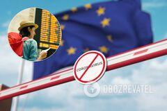 У Єврокомісії запропонували дату відкриття всіх кордонів