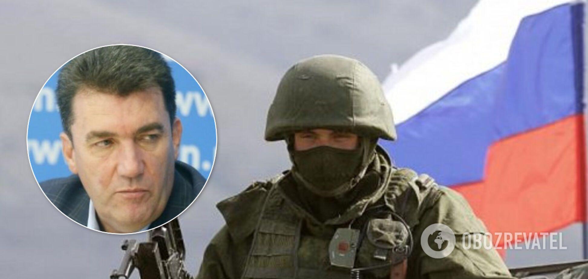Россия вторглась на Донбасс из-за Крыма – Данилов