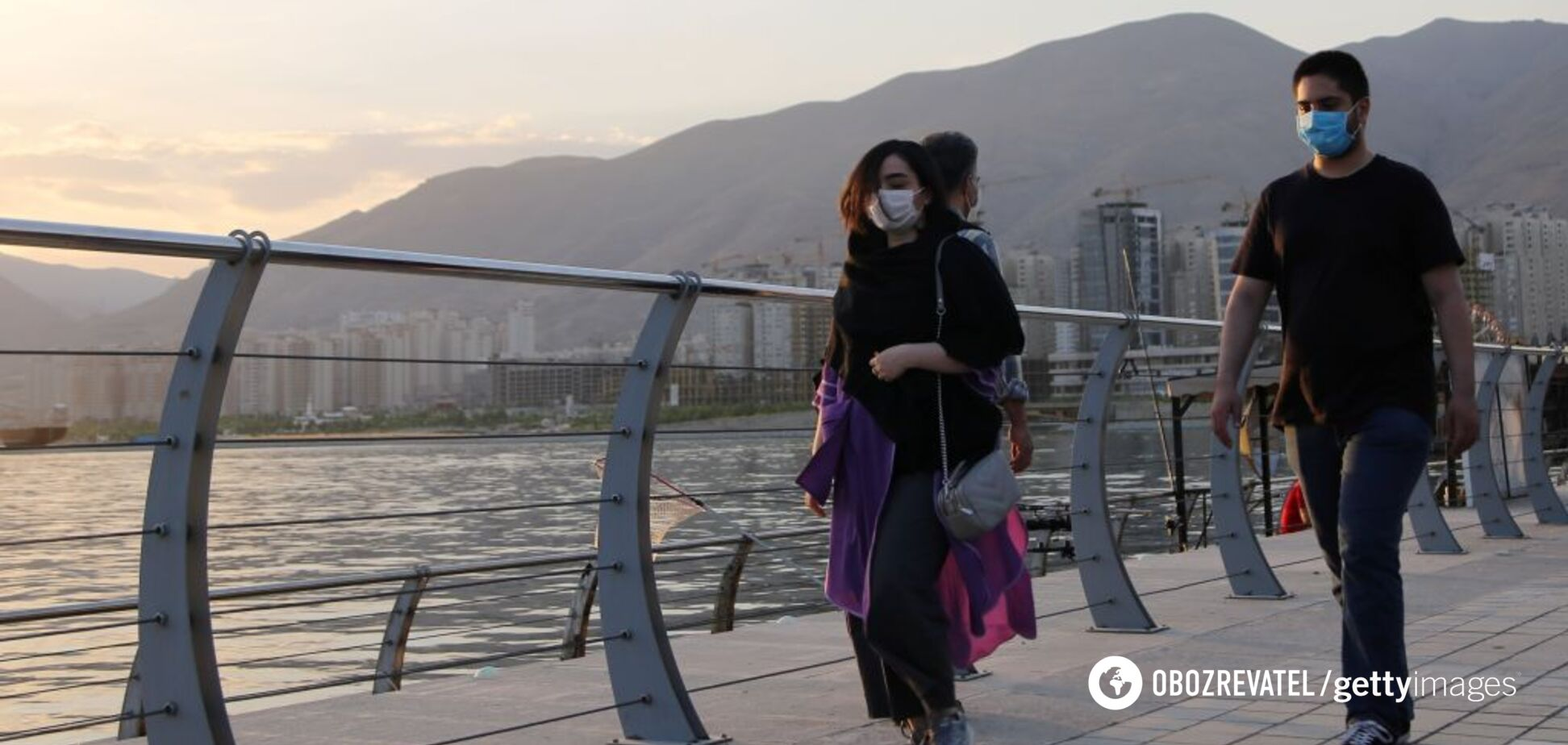 Иран первым в мире сообщил о второй волне коронавируса: число больных достигло нового рекорда