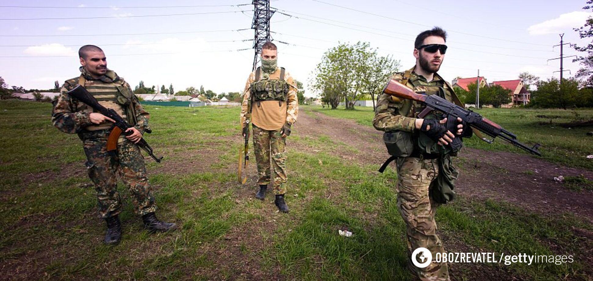Россия тайно перекинула на Донбасс военных инструкторов – разведка