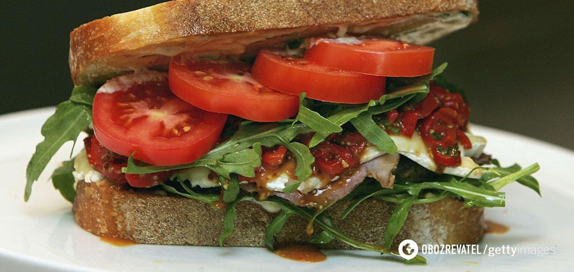 Ученые определили, какие бутерброды самые вкусные