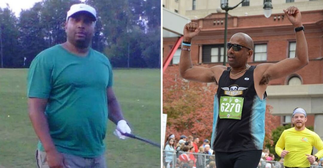 Сбросивший 25 кг мужчина рассказал о главной ошибке в похудении