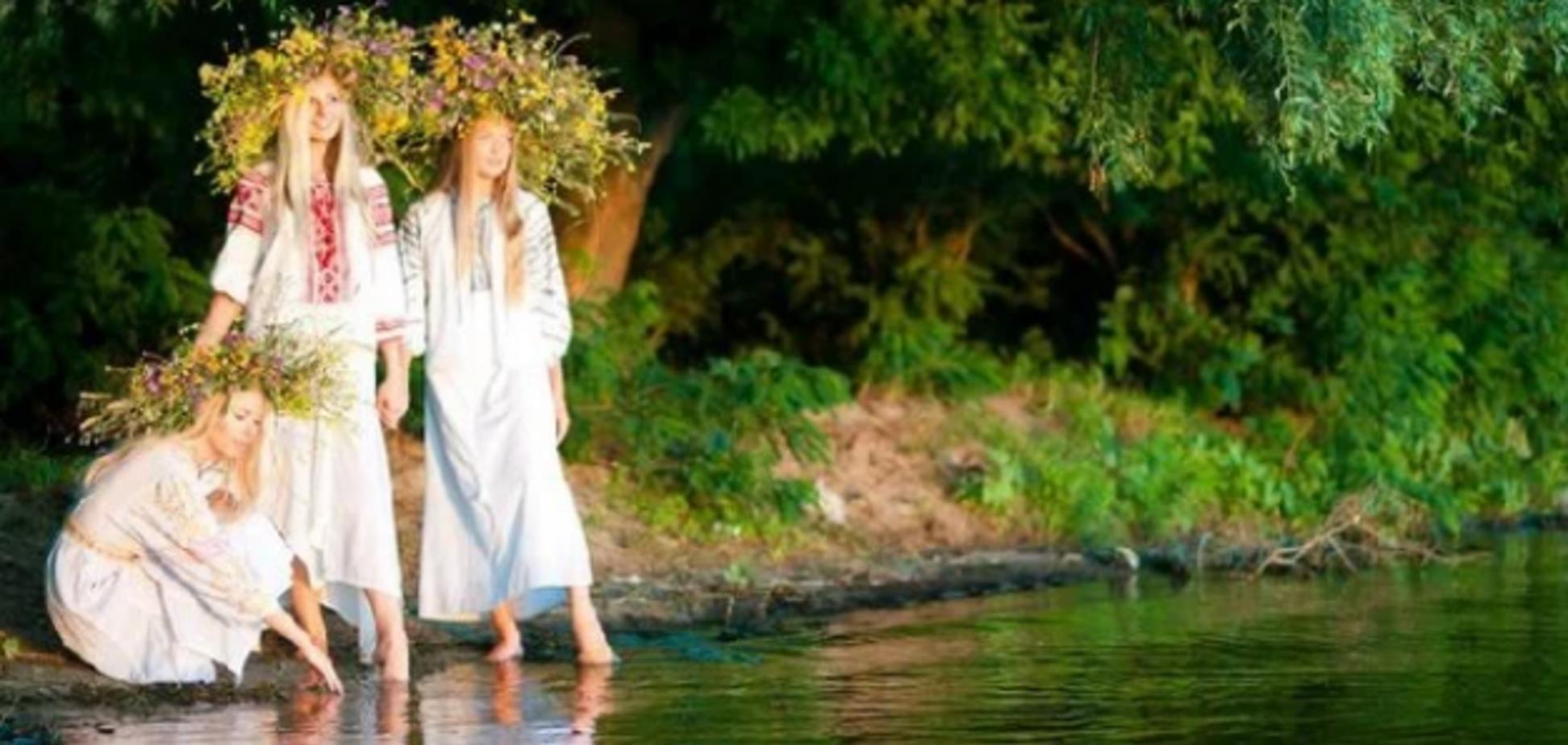 Чи можна купатися на Трійцю: пояснення