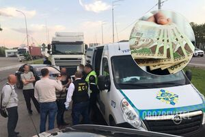 Посадовців 'Укртрансбезпеки' спіймали на отриманні хабарів