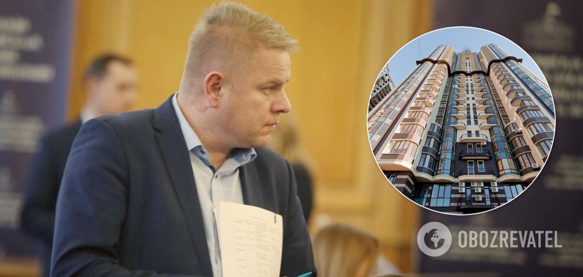 Український нардеп задекларував 158 квартир: близько 30 здає в оренду