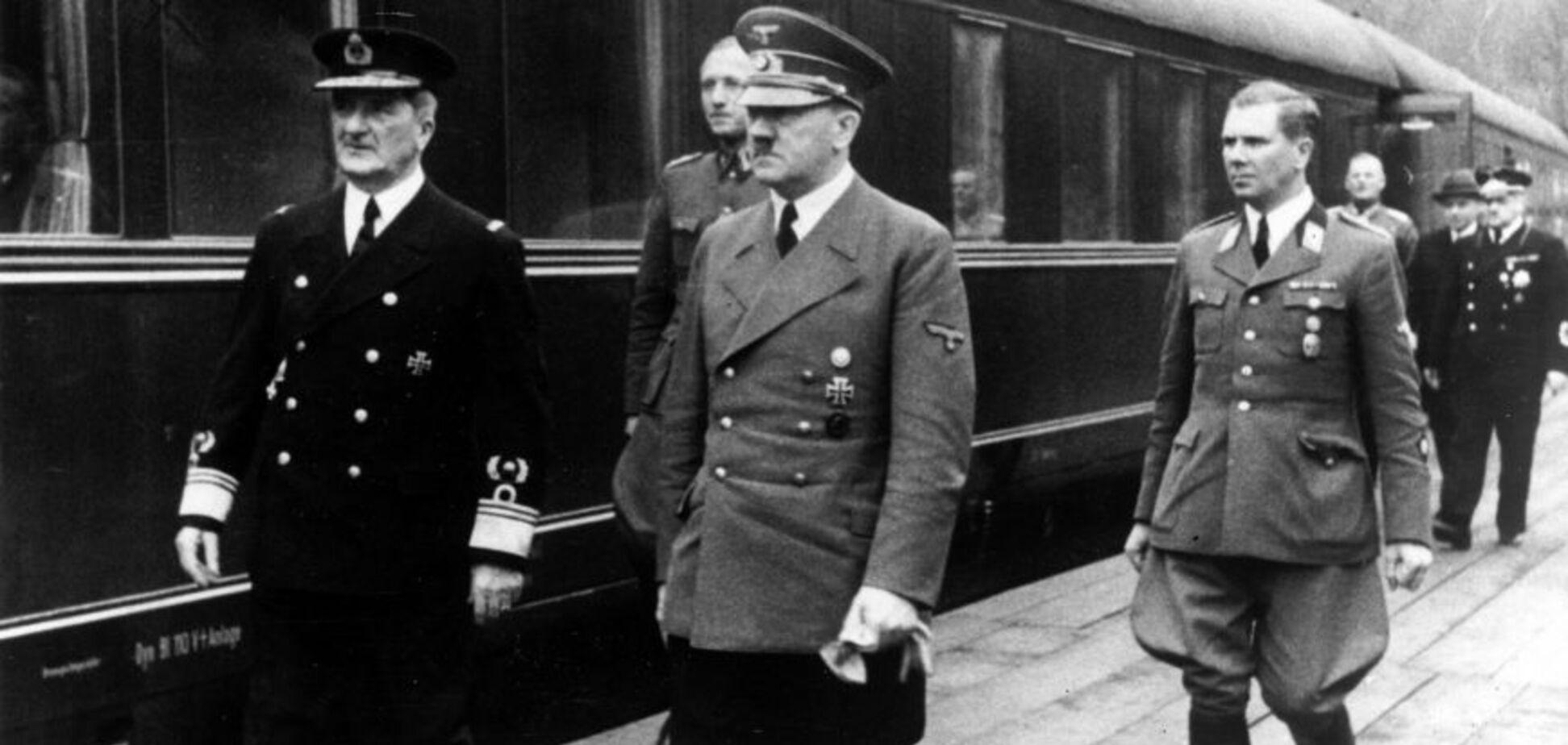 Даже Гитлер не доверял венграм, хоть они были союзниками Рейха