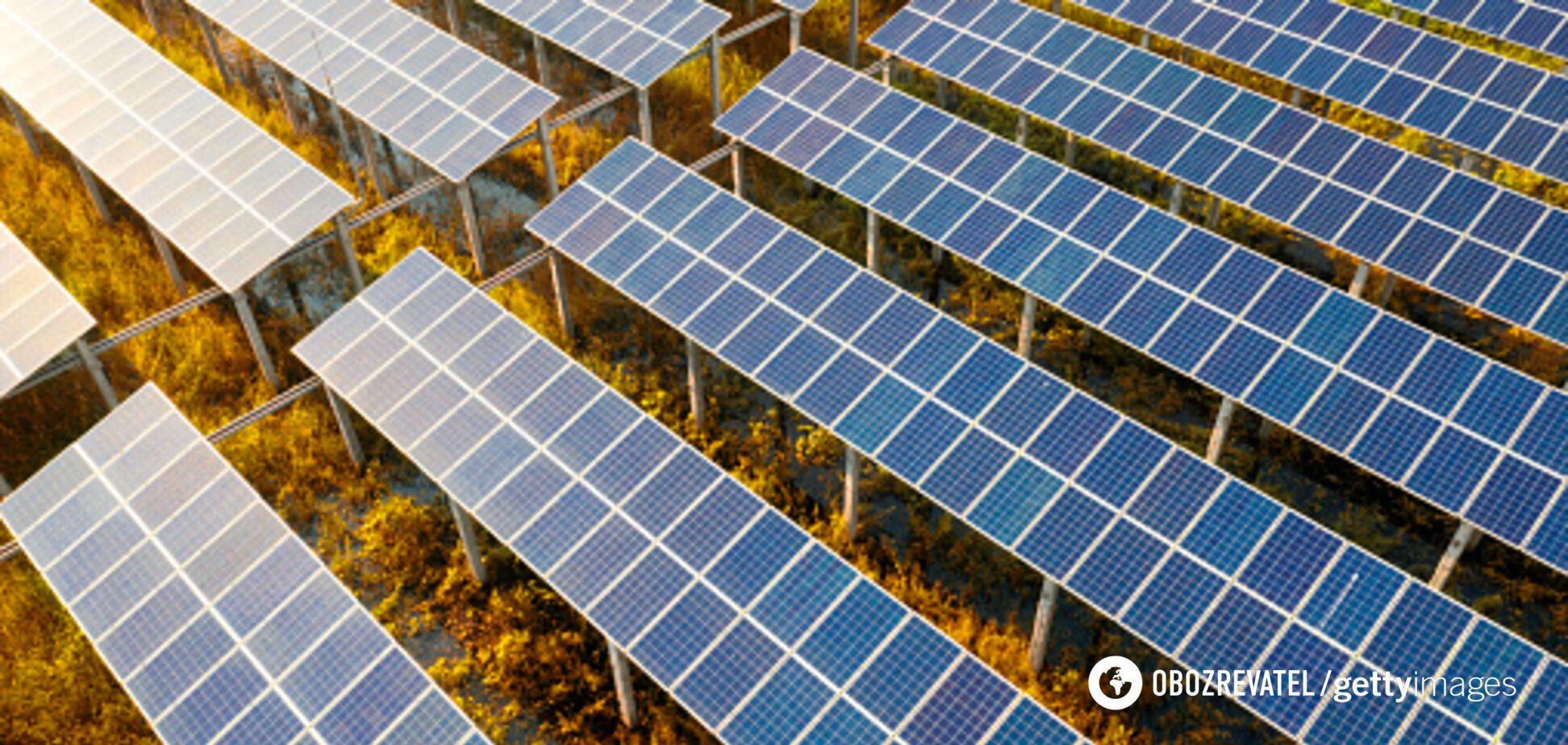 В Україні з 1 липня знизяться тарифи на 'зелену' електроенергію