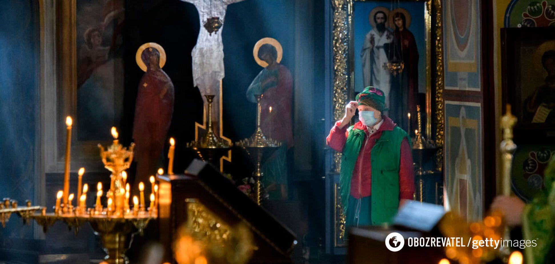 Це небезпечно: епідеміологиня закликала українців не йти до церкви на Трійцю