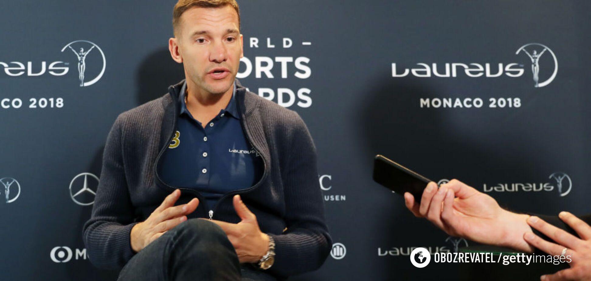 Шевченко назвал футболиста, от которого 'никогда не будет отказываться сборная'