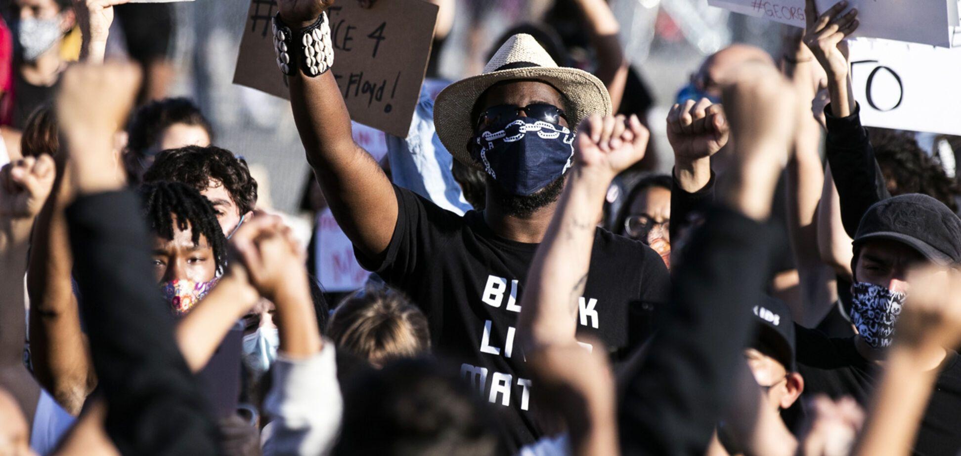 Протесты в США не закончены, на улицах ожидается рекорд демонстрантов