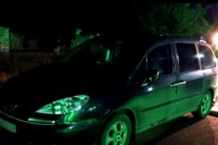 Украинские патрульные поймали водителя с превышением алкоголя в 25 раз. Видео