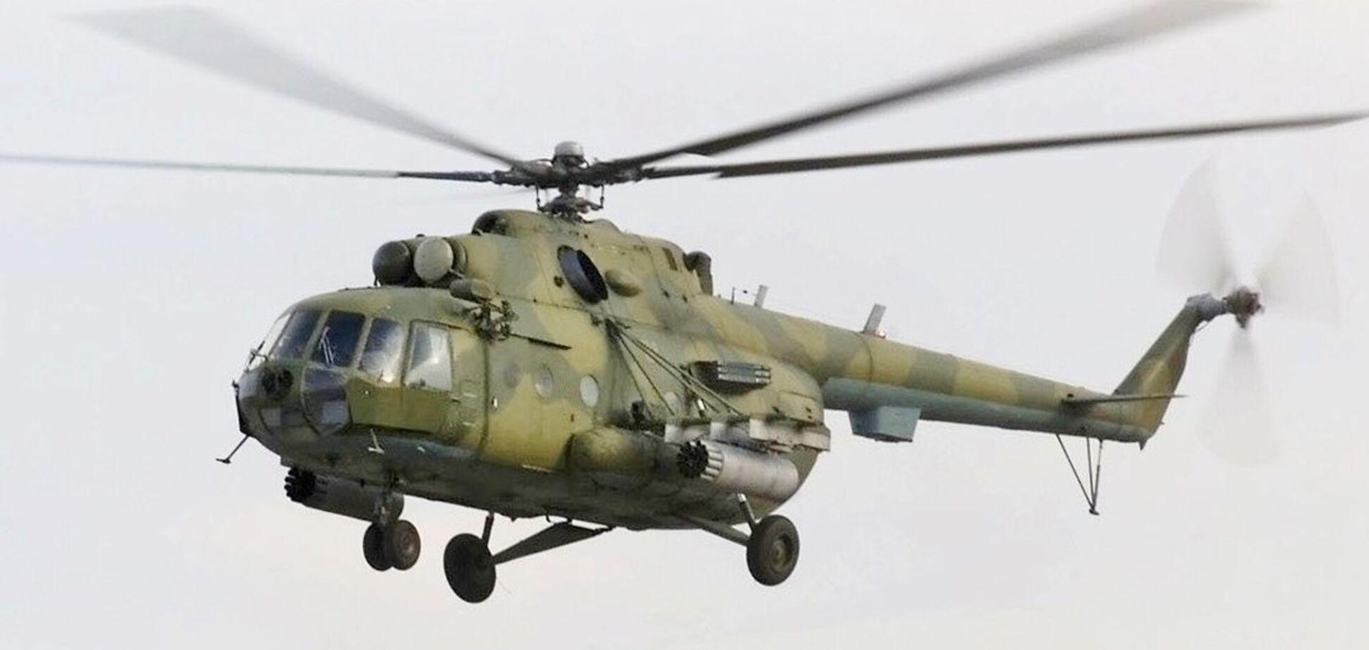 В Днепр вертолетом из зоны ООС эвакуировали военнослужащую с инсультом