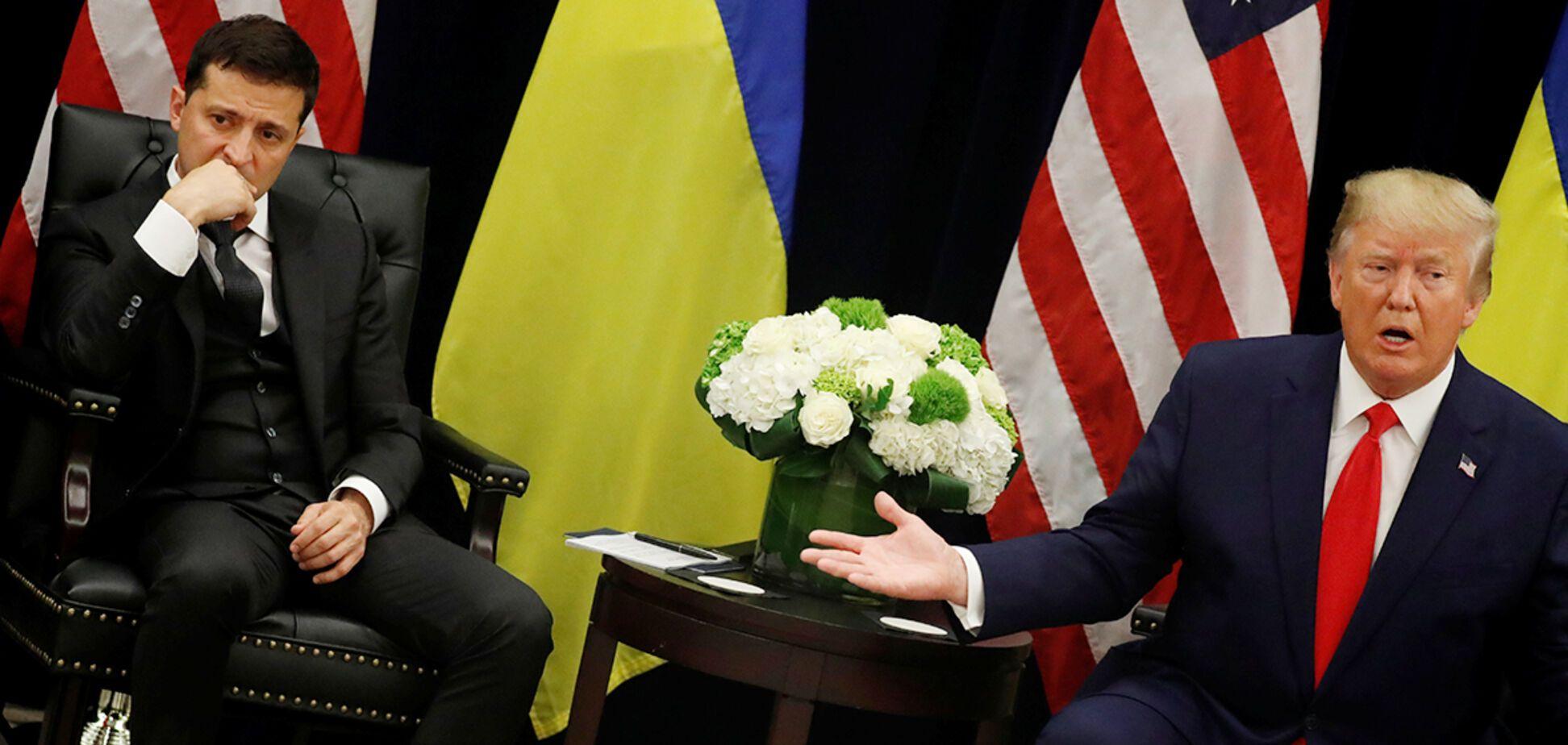 Трамп запустил дискуссию, что такое США, Зеленский – что такое Украина