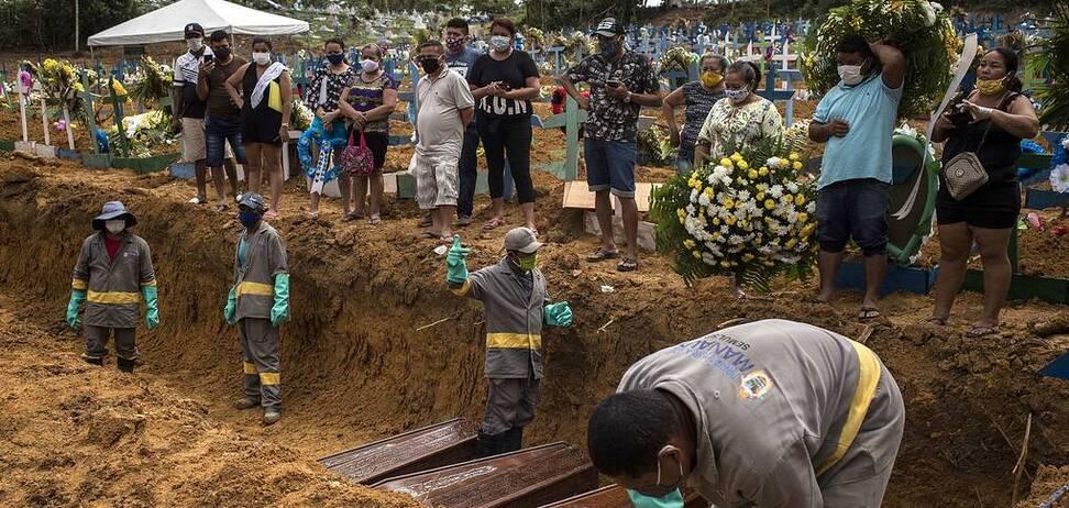 Бразилия оказалась абсолютно беспомощной перед лицом угрозы