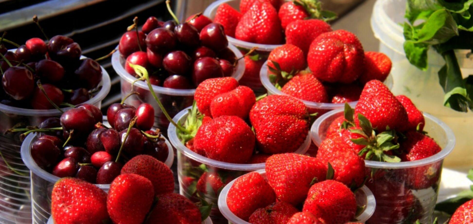 В чем сила летних ягод