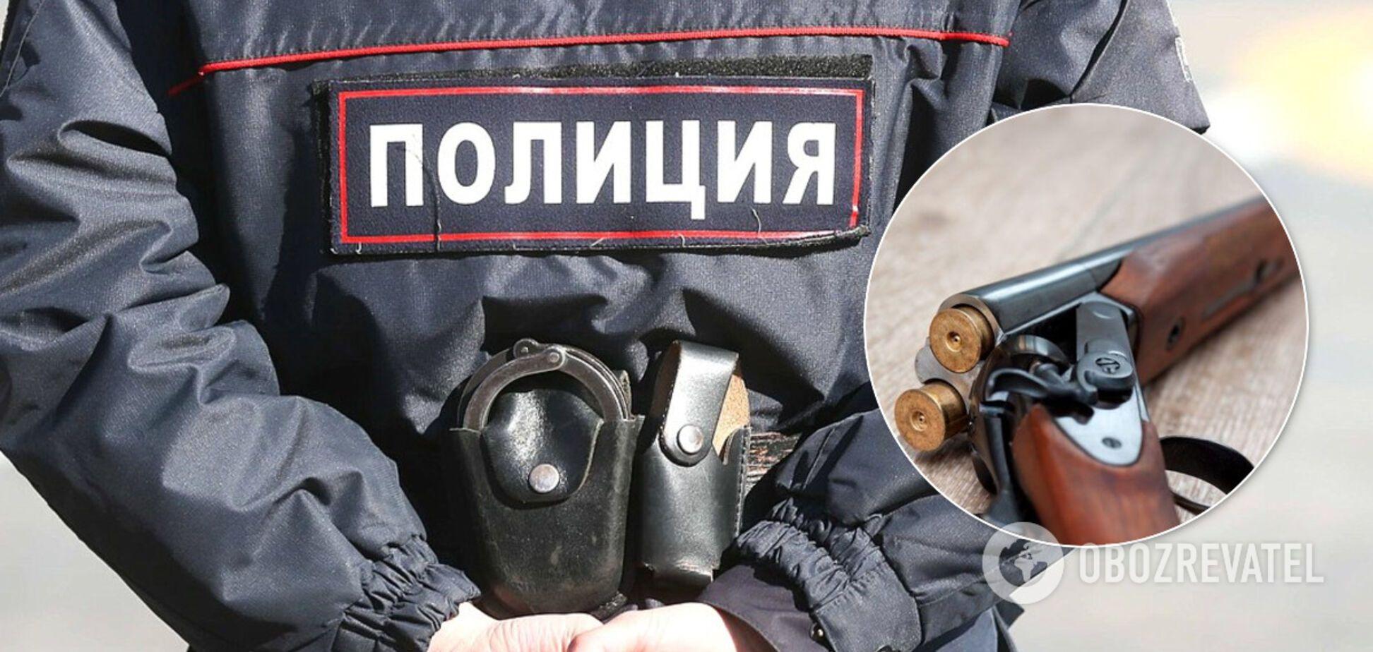 У Москві п'яний чоловік влаштував стрілянину по перехожих