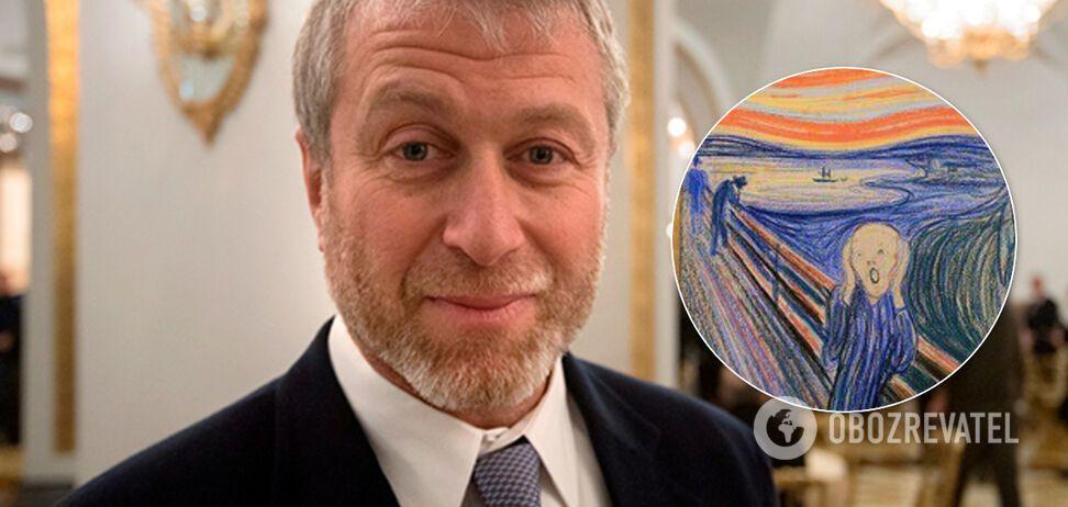 На аукционе продали картину 'Крик' Мунка: всплыла связь с Абрамовичем