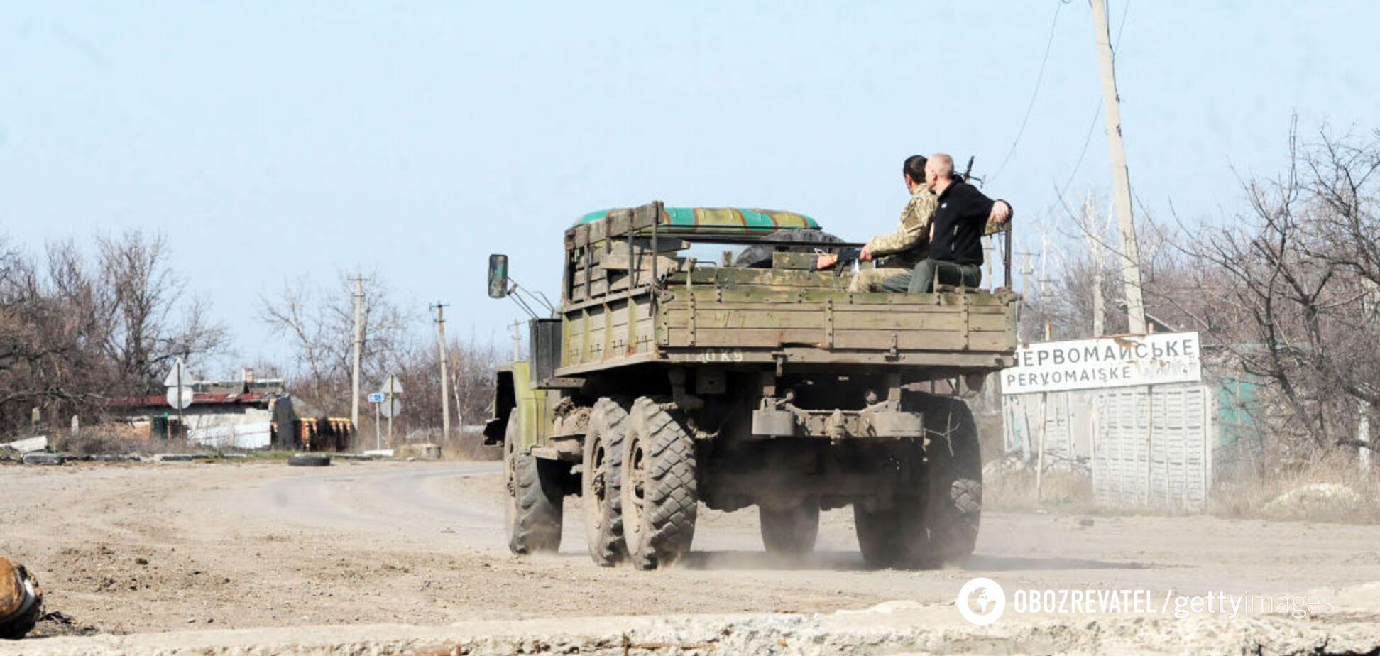 ОБСЕ засекла колонну российских военных машин в 'ЛНР': двигались ночью и мимо КПП