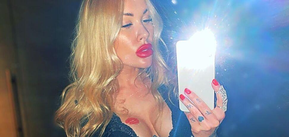 Ірина Морозюк похвалилася відео в короткій сукні