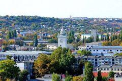 Порошенко ярко поздравил Симферополь с Днем города и пообещал бороться