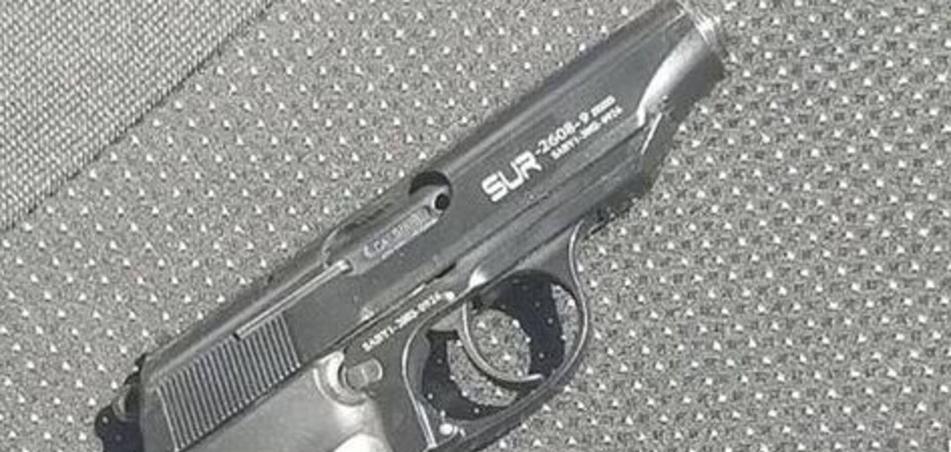 В Кривом Роге мужчина устроил стрельбу у проходной предприятия. Фото