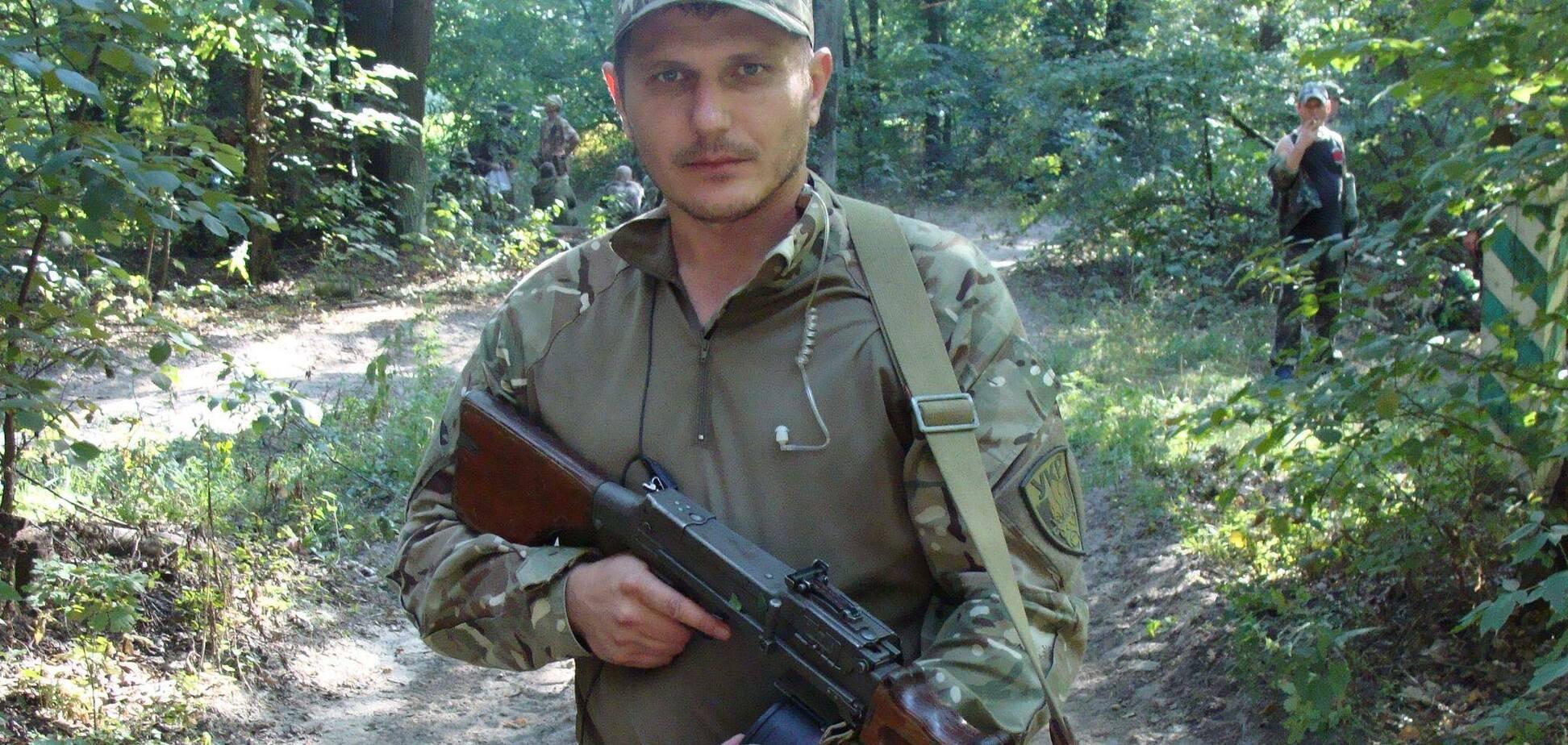 Виталий Панич, вещи которого пропали из больницы
