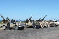 Турция и Ливия полностью разбили пророссийские силы под Триполи