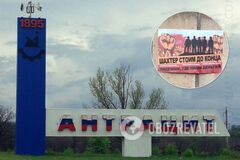 Під землею понад 100 осіб: в 'ЛНР' шахтарі влаштували бунт