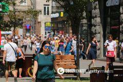 Весна в Киеве длилась 116 дней: синоптики объявили начало аномального лета