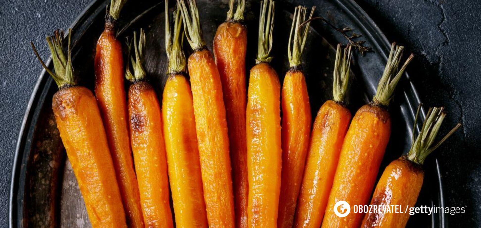 Рецепт: пряная морковь, от которой вы придете в восторг
