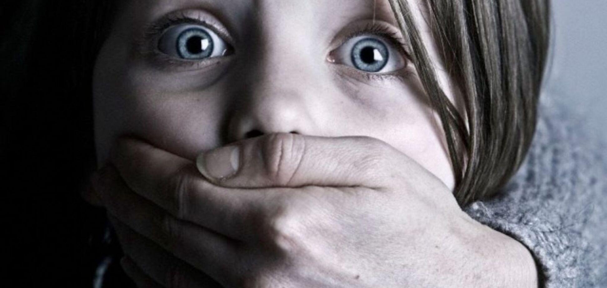 В Одесской области мужчина едва не похитил 7-летнюю девочку. Источник: Иллюстрация