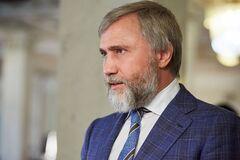 Новинський закликав використати миротворчий потенціал церкви у вирішенні конфлікту на Донбасі