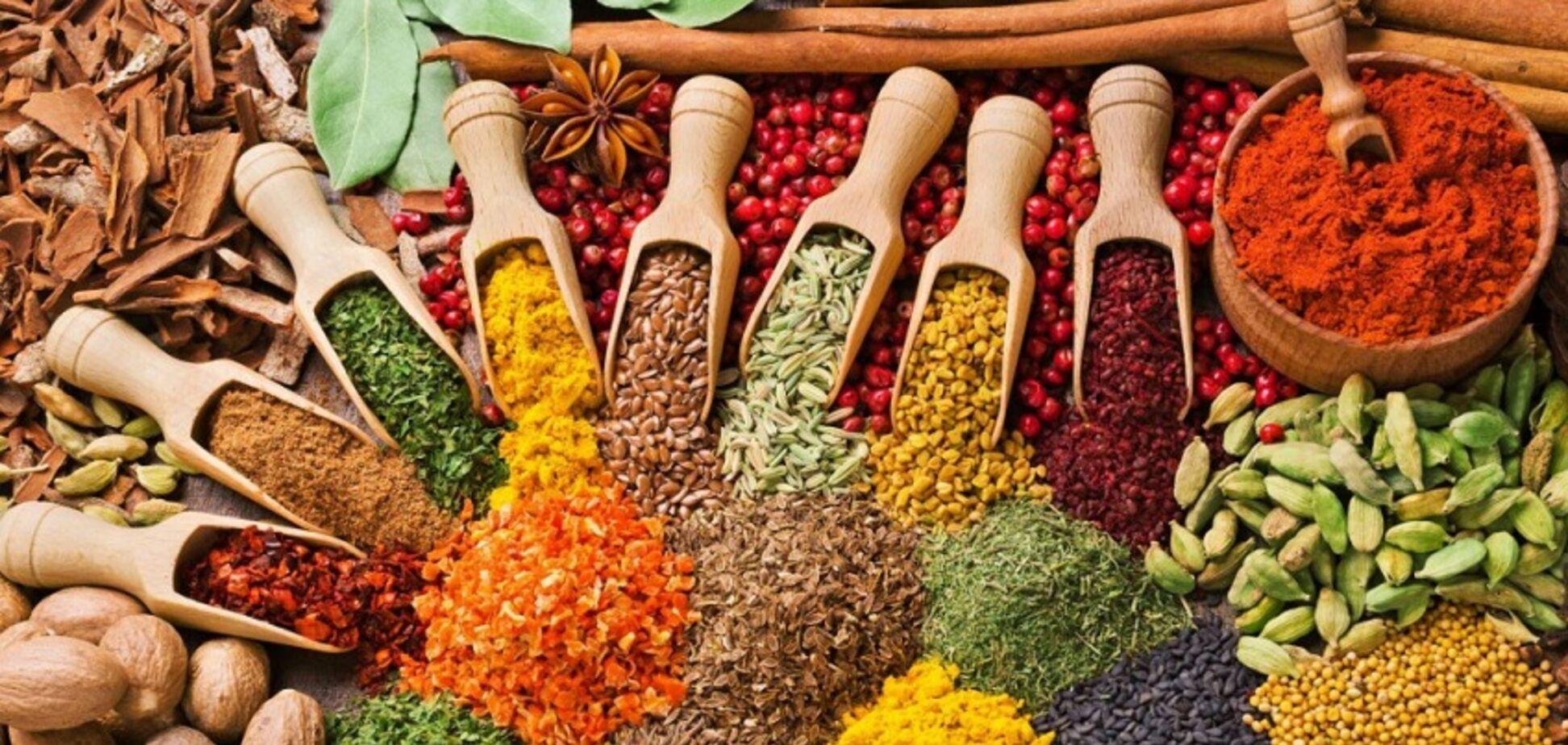 Пряная пища укрепляет иммунитет