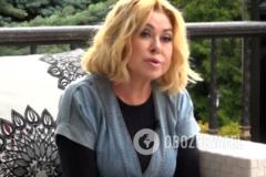 Успенська розповіла про проблеми зі здоров'ям після скандалу з донькою