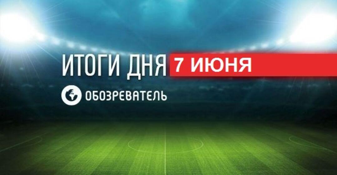 УАФ приняла решение по контракту Шевченко: спортивные итоги 7 июня