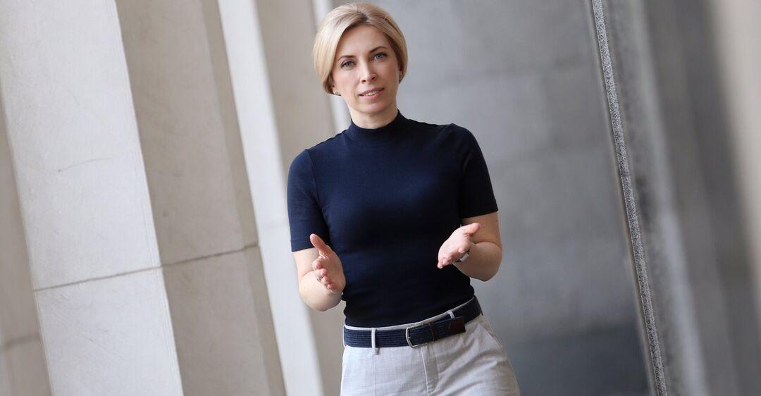 Ирина Верещук хочет побороться за пост мэра Киева